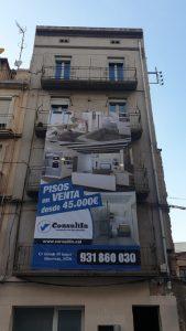 edificio pisos en manresa